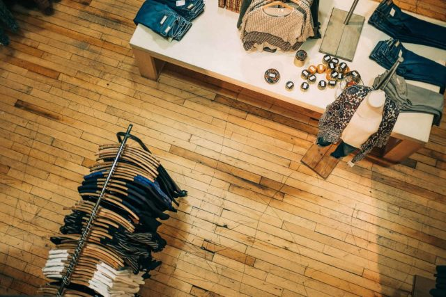 Used Clothing Stores