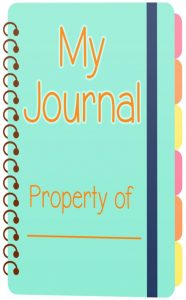 Get Your Journal Together - Journal Cover