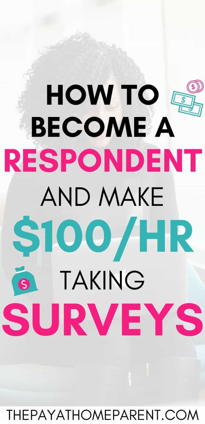 How to Become a Respondent