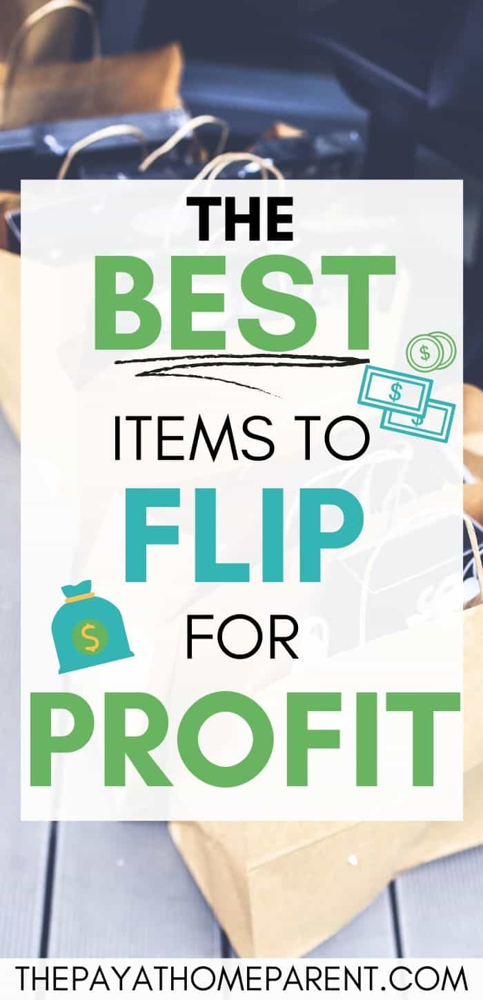 The Best Items to Flip for Profit