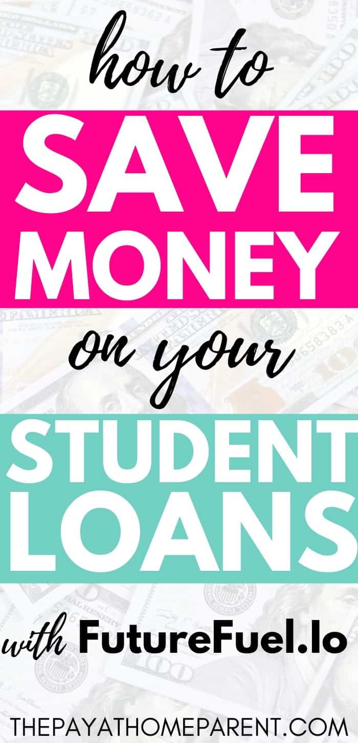 How to Save Money on Your Student Loans