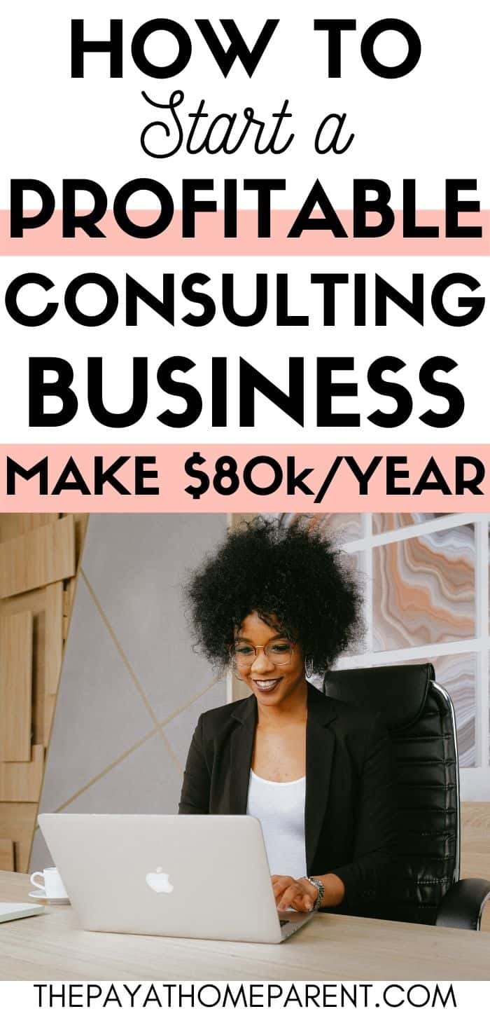 How to Start a Profitable Consulting Business