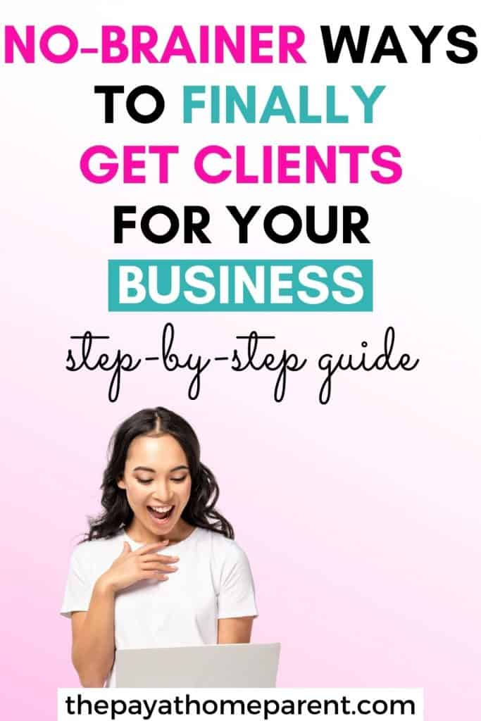Get Clients for Your Business
