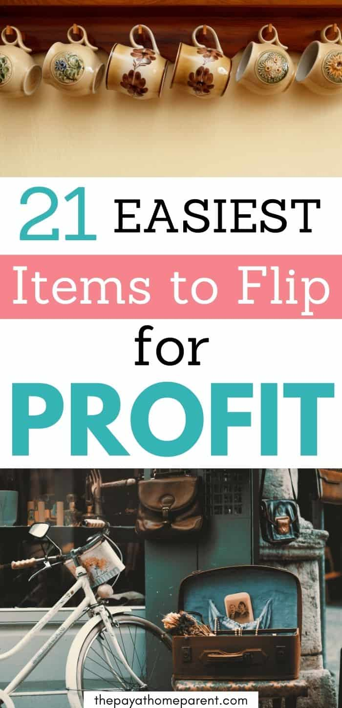 Items to Flip for Cash