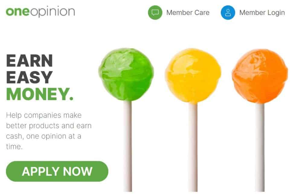 oneopinion product testing