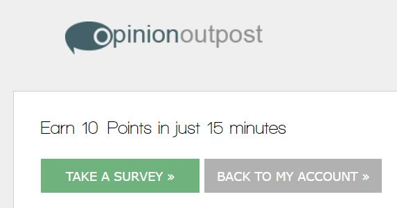 Opinion Outpost dollars per hour