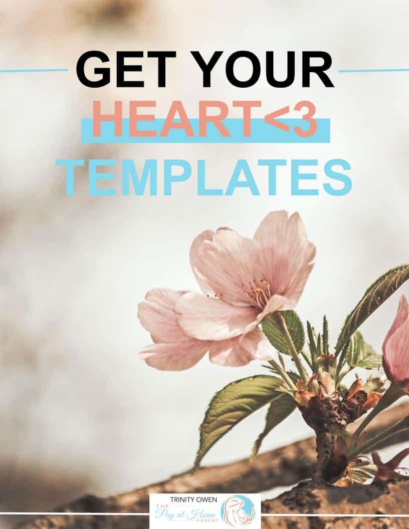Get Your Heart Templates Together cover