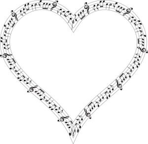 heart-musical-notes-outline-300x292