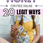 How to Make Money Instantly for Free Online (20 Legit Ways)