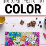 How to Get Paid to Color